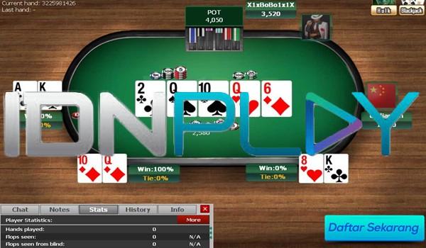 Agen Idn Poker Online Terpercaya Langkah Melakukan Pengenalan