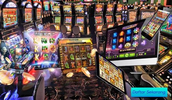 Daftar Slot Mesin Online Mudah dan Praktis